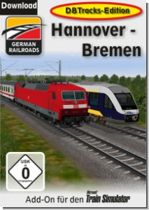 German Railroads - Vol.12 - Hannover-Bremen