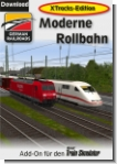 German Railroads - Vol.13 - Moderne Rollbahn